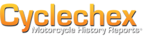Cyclechex Motorcycle History Reports